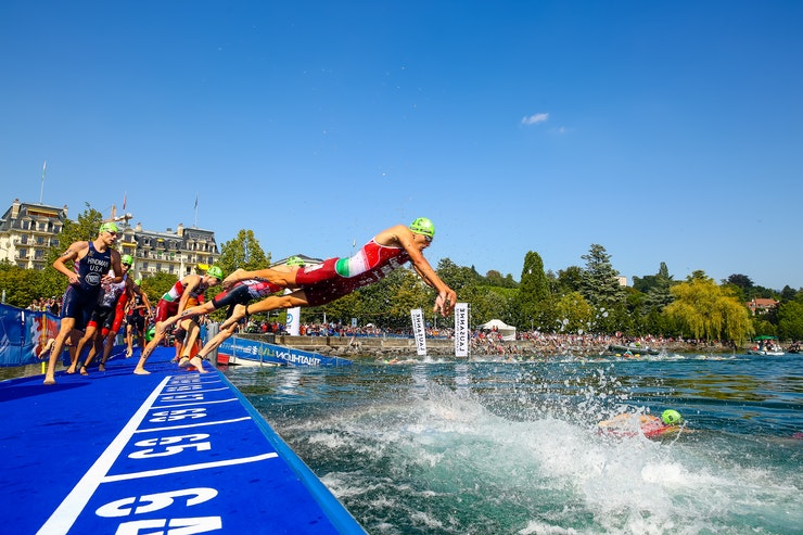 World Triathlon extends its partnership with Infront for another eight years