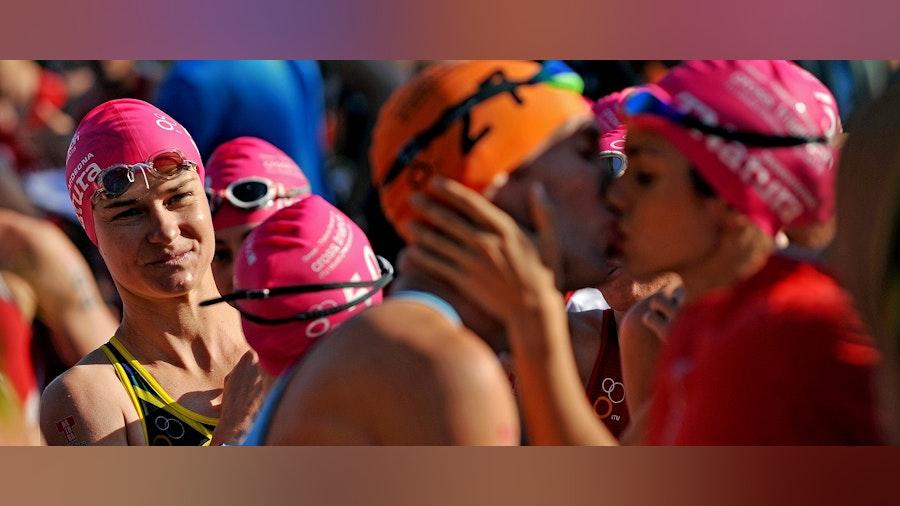Our Triathlon Love Story...