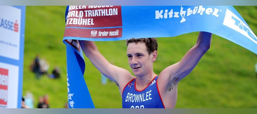 2013 Memorable Moments: Alistair Brownlee can climb