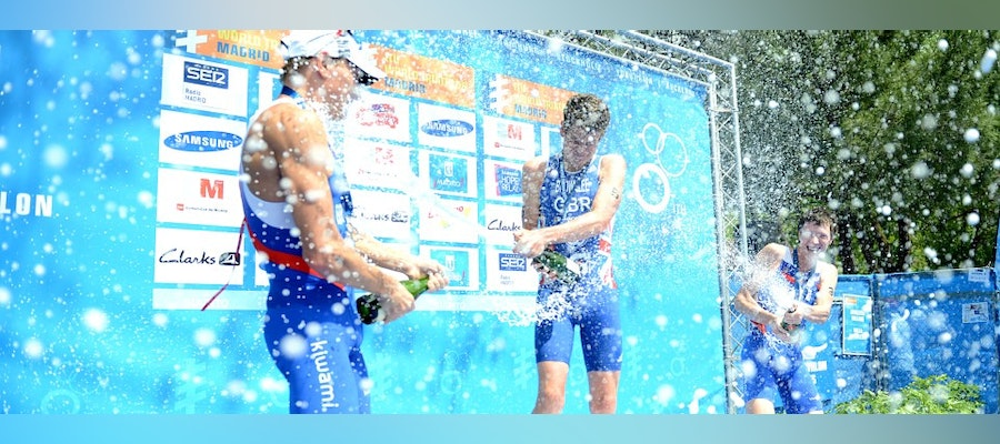 Celebrating ten years of ITU racing in Madrid