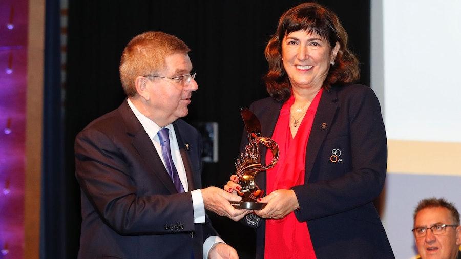 ITU President presents candidature for ASOIF representative on the IOC Executive Board