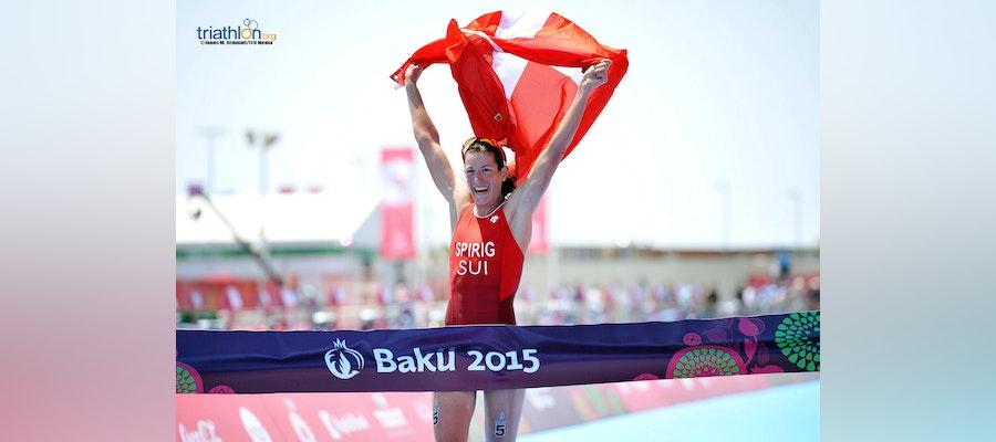 Triathlon joins the European Games 2023