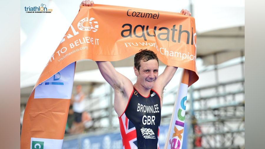 Aquathlon to be included at the inaugural World Beach Games in San Diego 2019