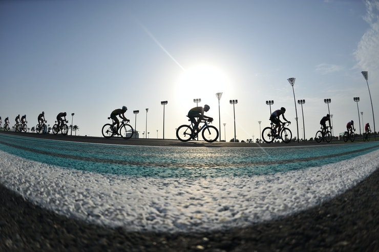 Top ranked athletes to kick off the WTS season with a sprint race in Abu Dhabi