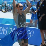 Allen Takes Gold in a Stunning Sprint Finish