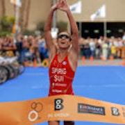 Spirig, Tayama conquer Eilat in season finale