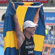 Sweden's first triathlon world title