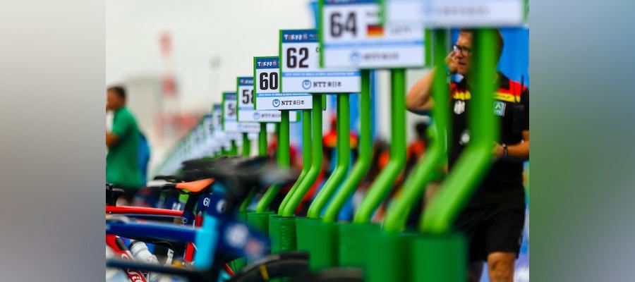 Tokyo 2020 Olympic Triathlon start lists confirmed