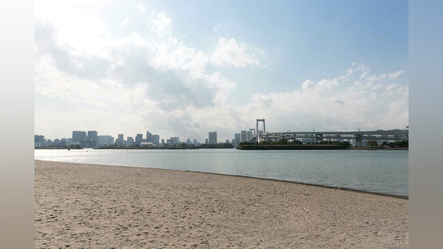 Odaiba Marine Park Water Test Results Published
