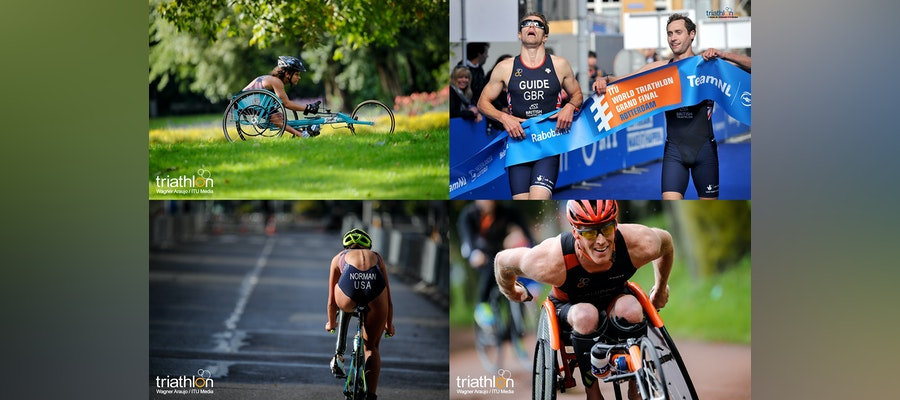 IPC and ITU announce Tokyo 2020 Paratriathlon medal events