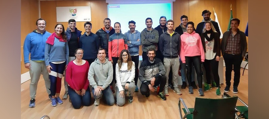 Great Success Of The ITU Accreditation Coach Education Program In Portugal