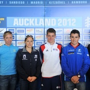 Pre-Race Press Conference Highlights from Auckland World Triathlon Grand Final