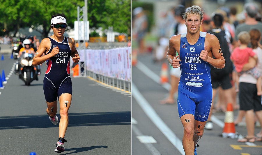 Ron Darmon and Barbara Riveros named Athlete Role Models for the Youth Olympic Games