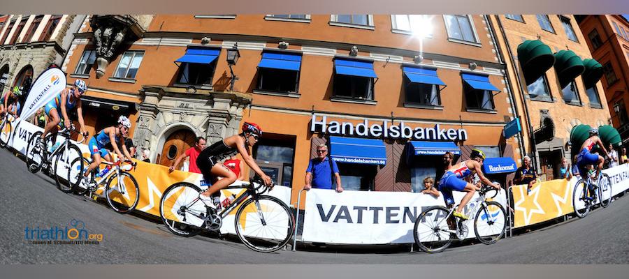The Social Story from ITU World Triathlon Stockholm