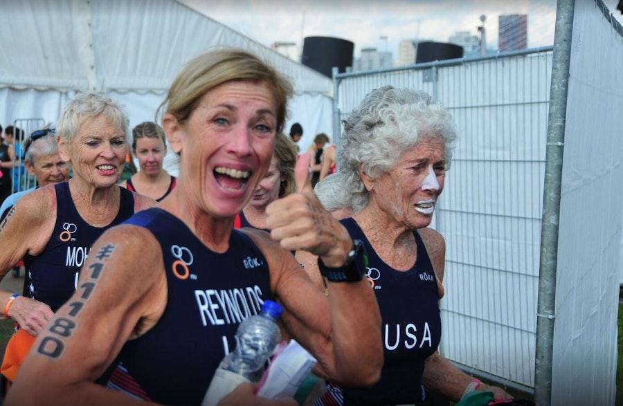Sue Reynolds set to line up and achieve World Triathlon dream on the Gold Coast