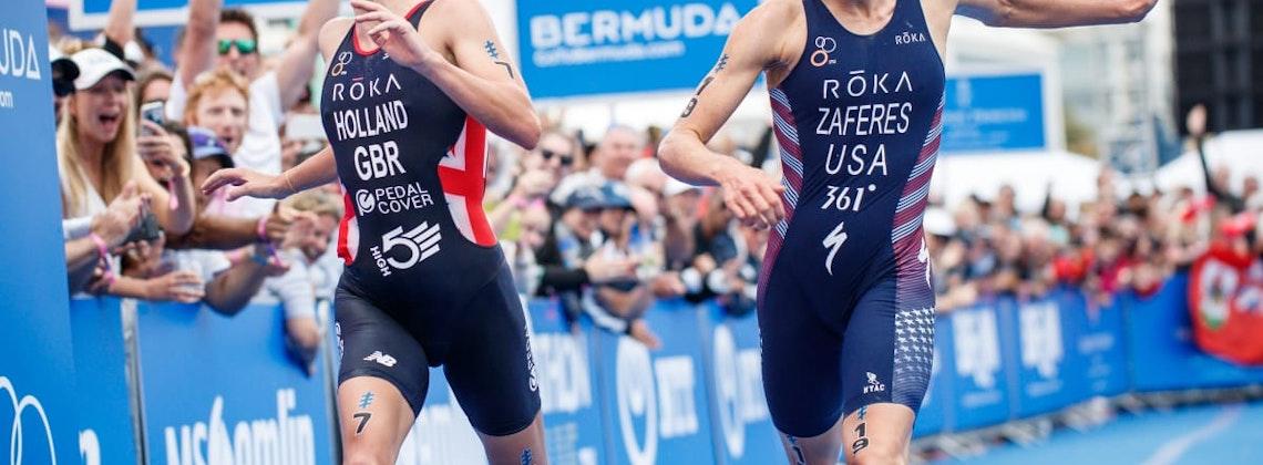 ITU's top 10 moments from the 2018 triathlon season