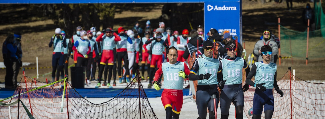 Spain dominates medal tally in the World Triathlon Age-Group Winter Championships
