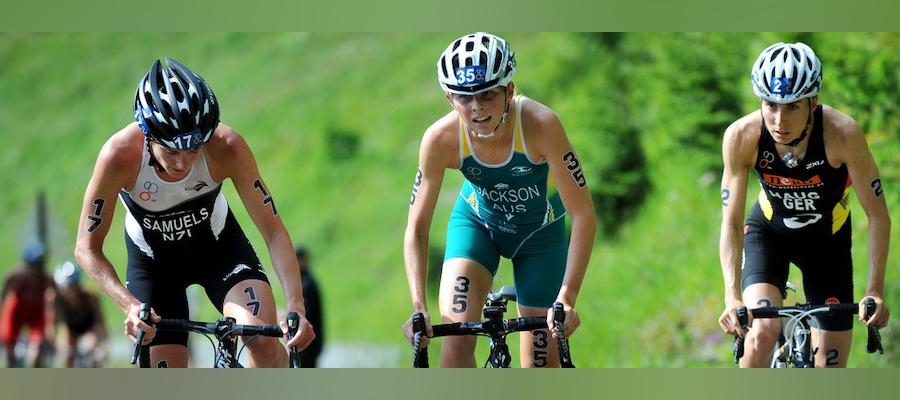 The Social Story from ITU World Triathlon Kitzbuehel